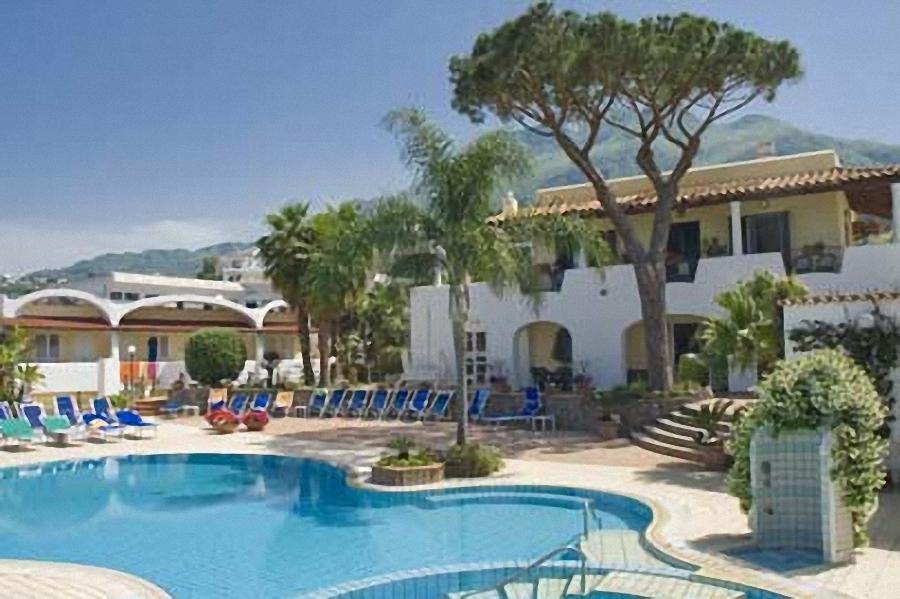 Hotel Don Pepe Ischia Immagini