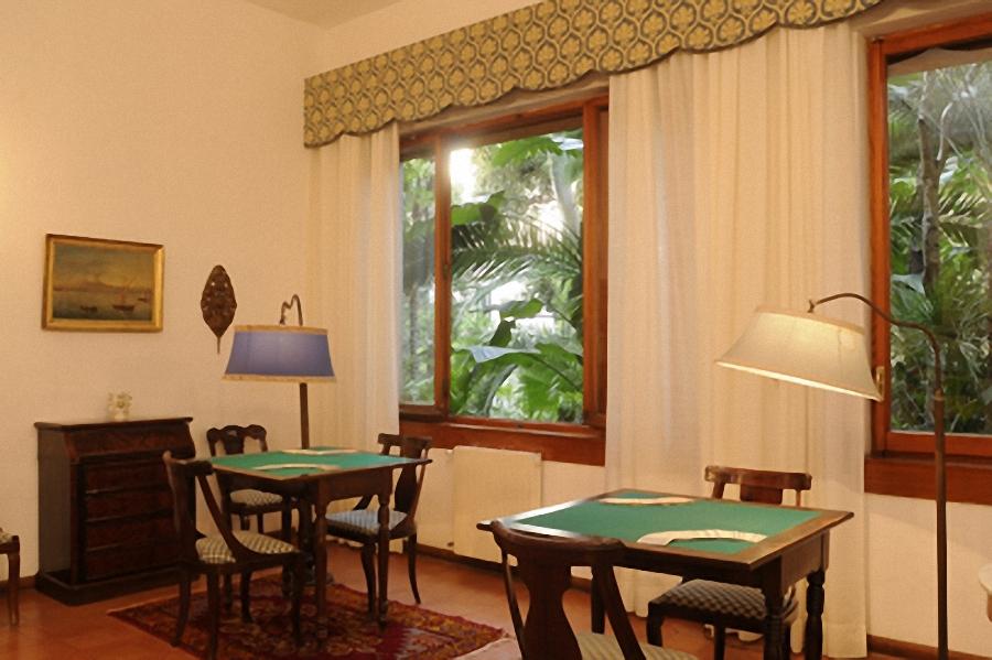 Hotel La Villarosa 4 stelle Ischia centralissimo