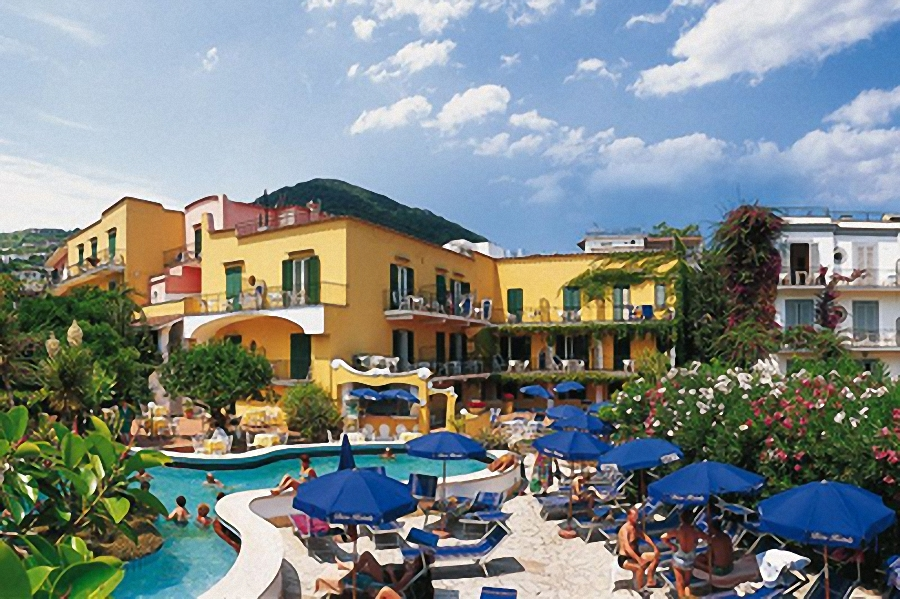 Hotel Terme Ischia Porto  Stelle
