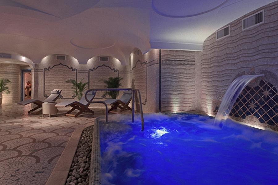 Hotel sorriso resort terme 4 stelle forio ischia - Bagno italia ischia ...